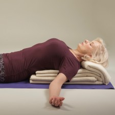 Understanding Props – How to Use the Yoga Blanket