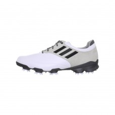 best loved b8055 5b818 Adidas Adizero Tour Spike Golf Shoes (White)