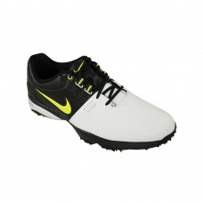 8bac31f1d0bb Nike Air Spike Golf Shoes (White-Black-Green)